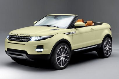 Otomotif mobil™©: Range Rover Evoque Convertible