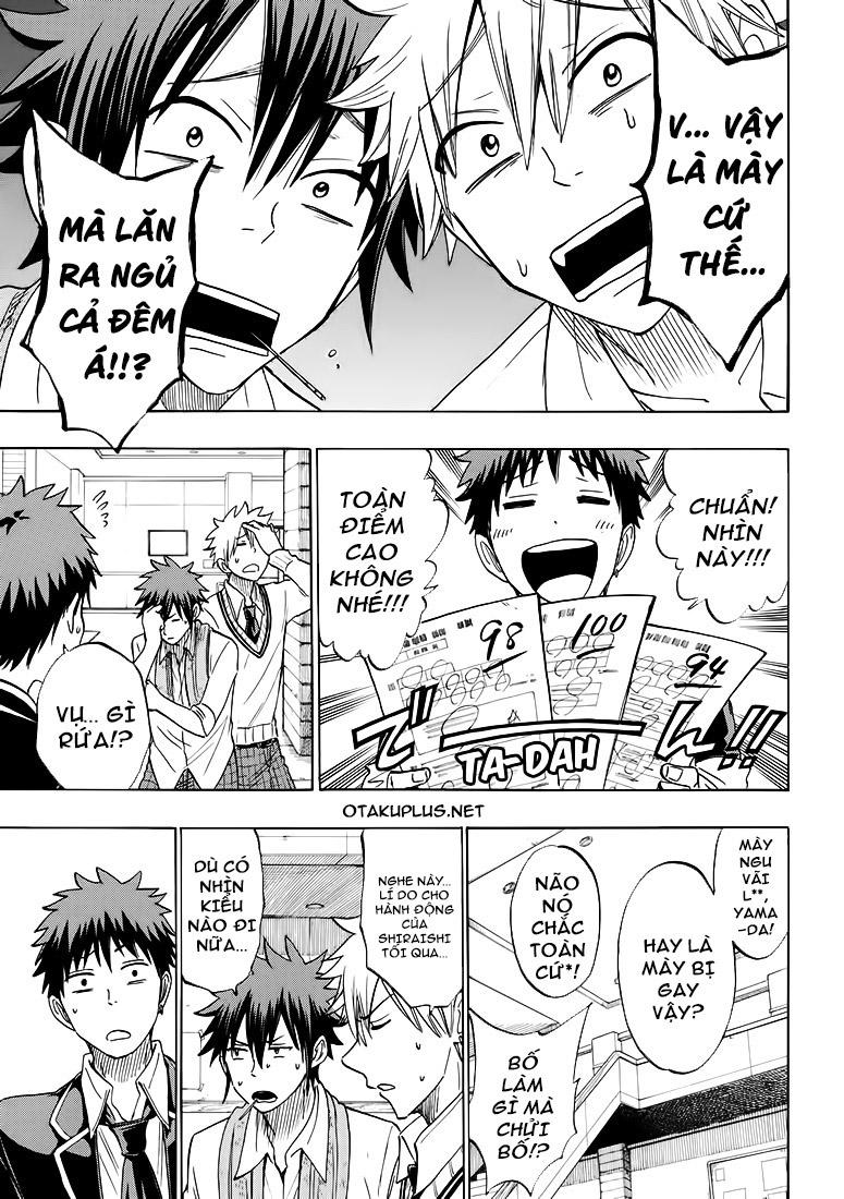 Yamada-kun to 7-nin no majo chap 186 Trang 21 - Mangak.info