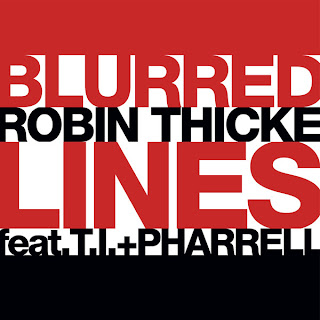 Robin Thicke - Blurred Lines (feat. T.I. & Pharrell) (iTunes Plus M4A ...