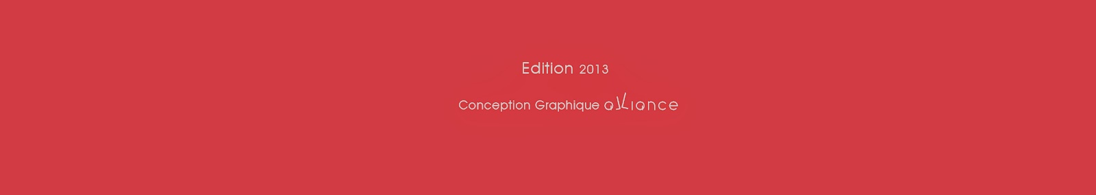 Conception graphique Alliance