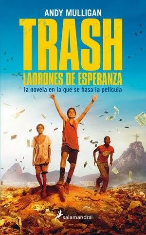 Club de lectura juvenil, Trash