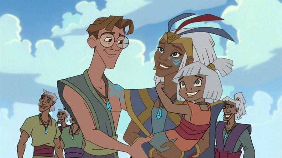 Atlantis 2 - O Retorno de Milo Torrent