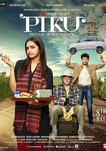 Piku (2015) Movie Poster