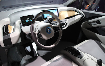 BMW i3 Concept Coupe - interior - coches y motos 10