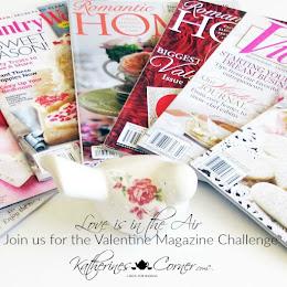 Valentine's Magazine Challenge