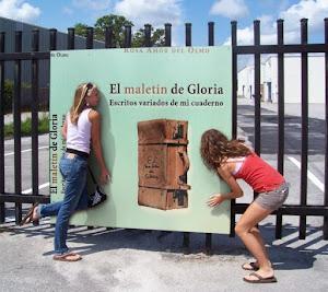 El maletín de Gloria