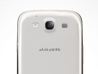 Samsung Galaxy S3 Cámara