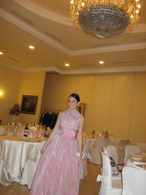 Tra sogni e realt shabby chic 18 compleanno della mia principessa - Addobbi tavoli per 18 anni ...