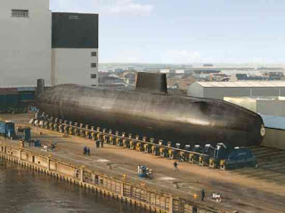 Astute Class – UK,Data 7 Kapal Selam Paling Canggih Di Dunia