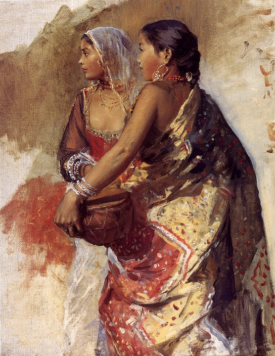 Edwin Lord Weeks 1849-1903 | American Academic painter
