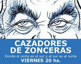 CAZADORES DE ZONCERAS