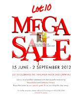 Lot10 KL Mega Sale