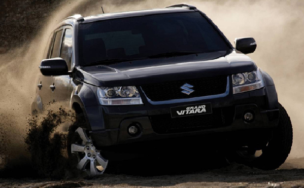 New Grand Vitara images