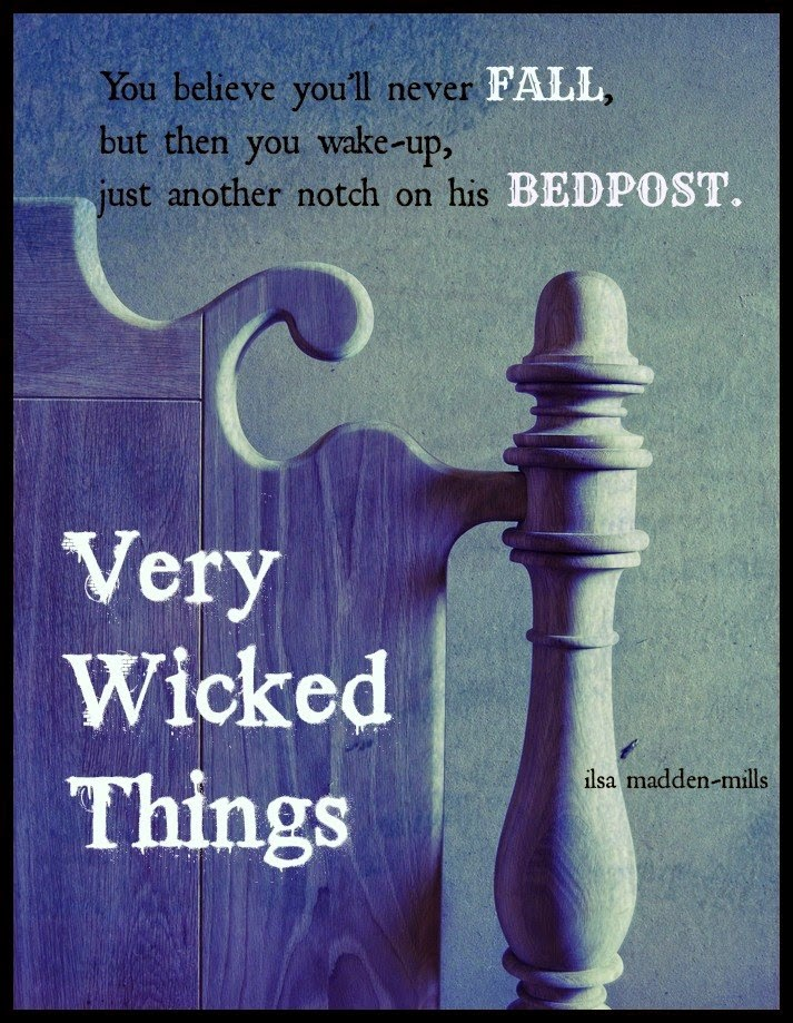 very wicked things briarcrest academy 2 by ilsa madden mills. Black Bedroom Furniture Sets. Home Design Ideas