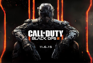 Game Call OF Duty Black OPS III ( COD BO 3 )