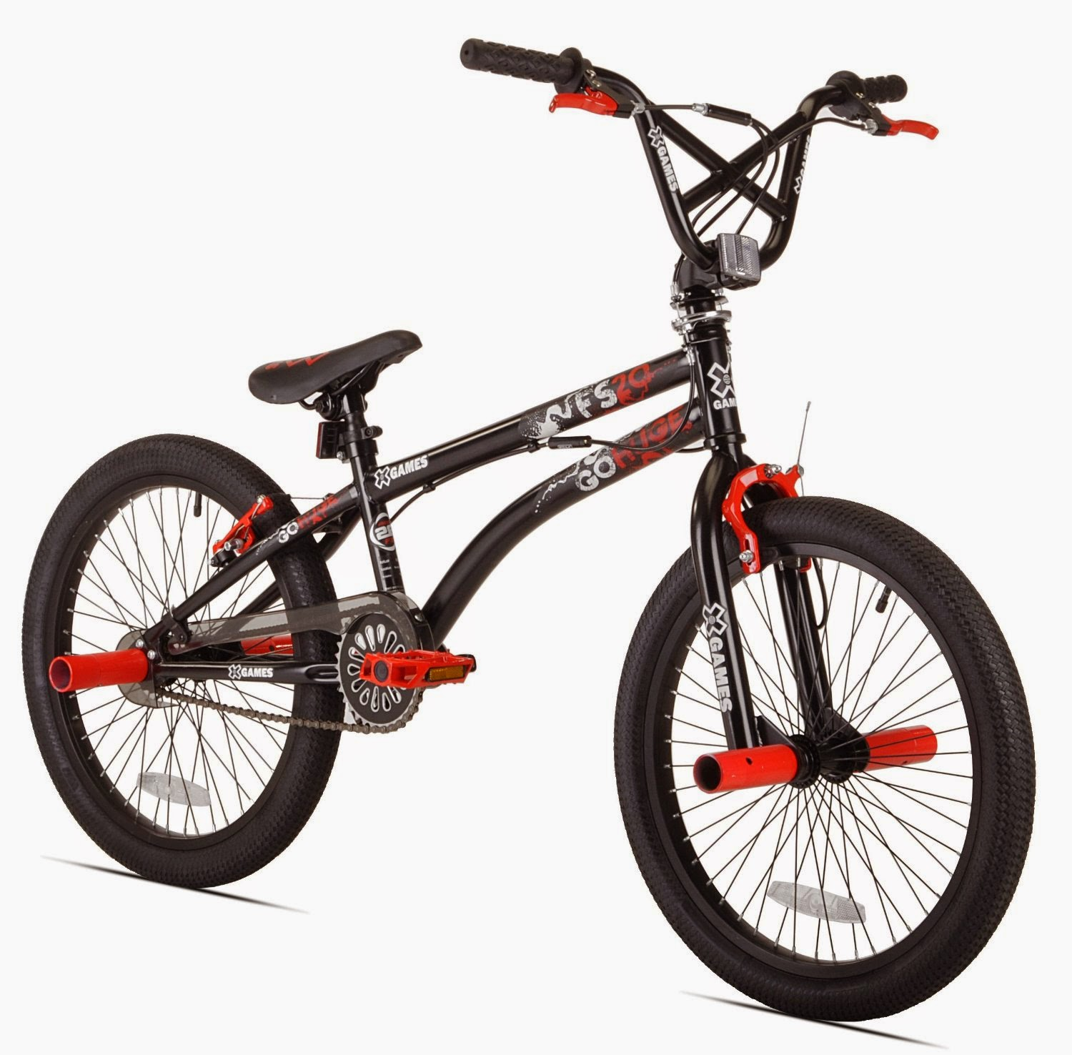 Exercise Bike Zone: X-Games FS20 Freestyle BMX Bicycle ...