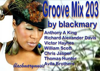 Groove Mix 203 - [by blackmary]28092012