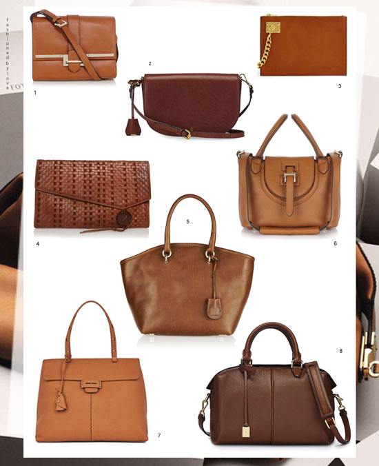 Trends Fall/Winter 2014-2015 | Accessories | Must-have bags for all budgets