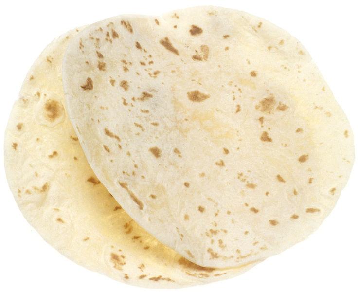 Clip Art Flour Tortillas