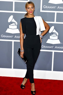Beyonce Grammmys 2013