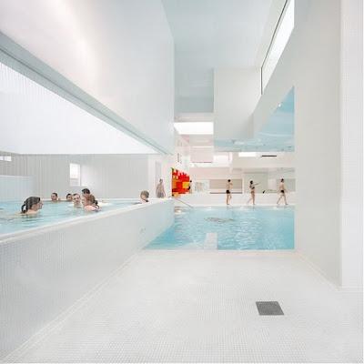 Contoh Desain Model Kolam Renang Dalam Rumah 2013