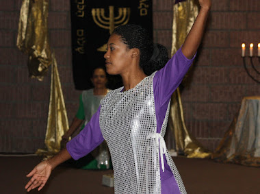 2012 ministry dances during Shavuot