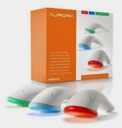 Bright Light Therapy Sirius Aurora Light Therapy System