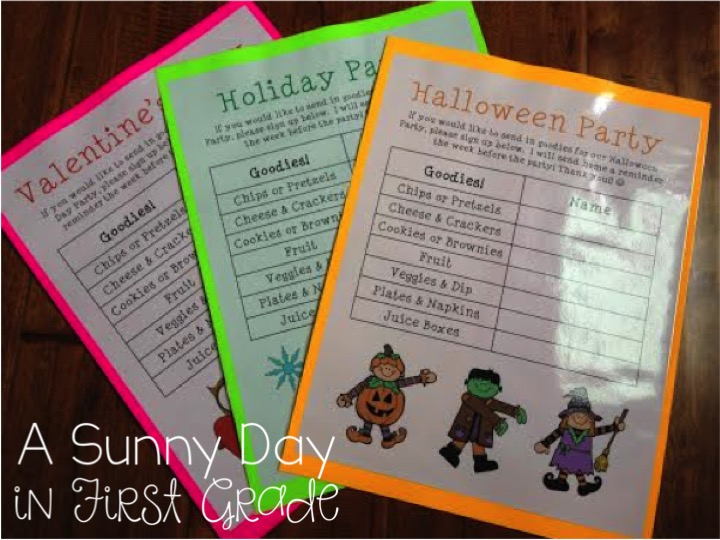 Teacher Deals and Dollar Steals!: Party Time! {Party Planning Made ...