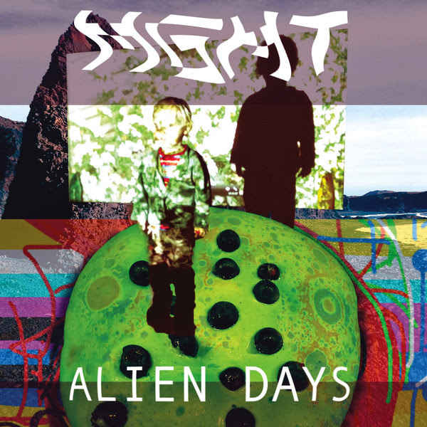 MGMT - Alien Days - Single Cover