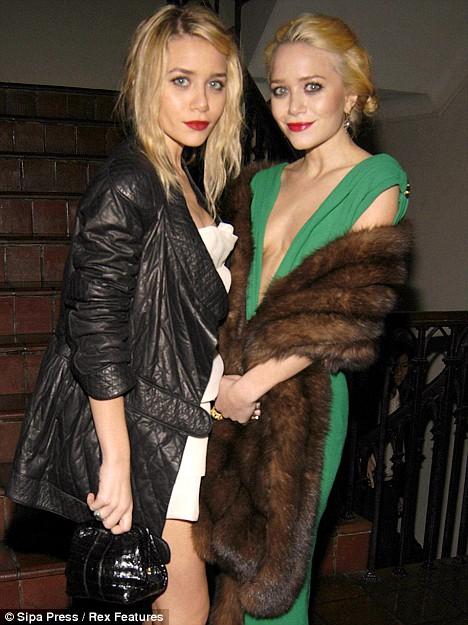 Olsen twins virgins