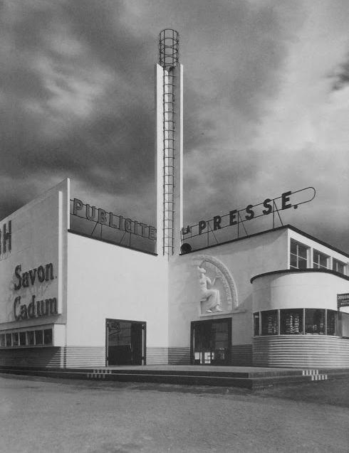 Pavillon de la presse et de la publicité