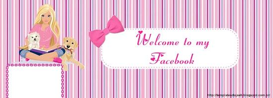 Capa para Facebook Feminina ou para meninas