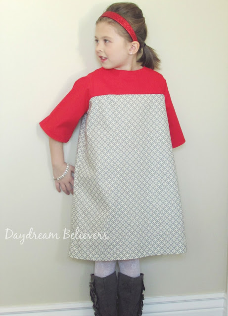 60s Style Shift dress from Daydream Believers Designs.  I know what my girl is wearing this #valentines day