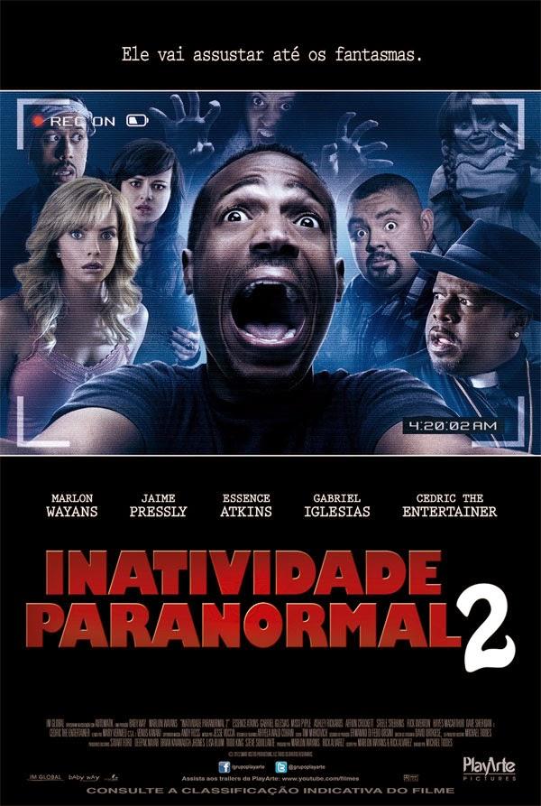 inatividadeparanormal2 3 Inatividade Paranormal 2   BDRip AVI Dual Áudio + RMVB Dublado