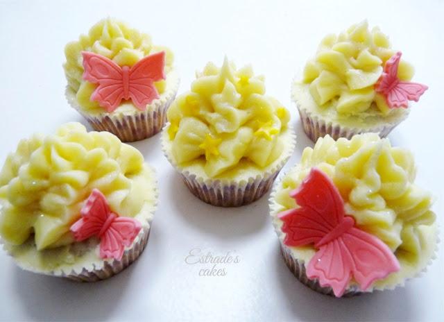 receta de cupcakes de caramelo con buttercream de tocino de cielo - 02