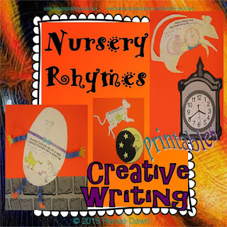 Nursery Rhymes Creative Writing