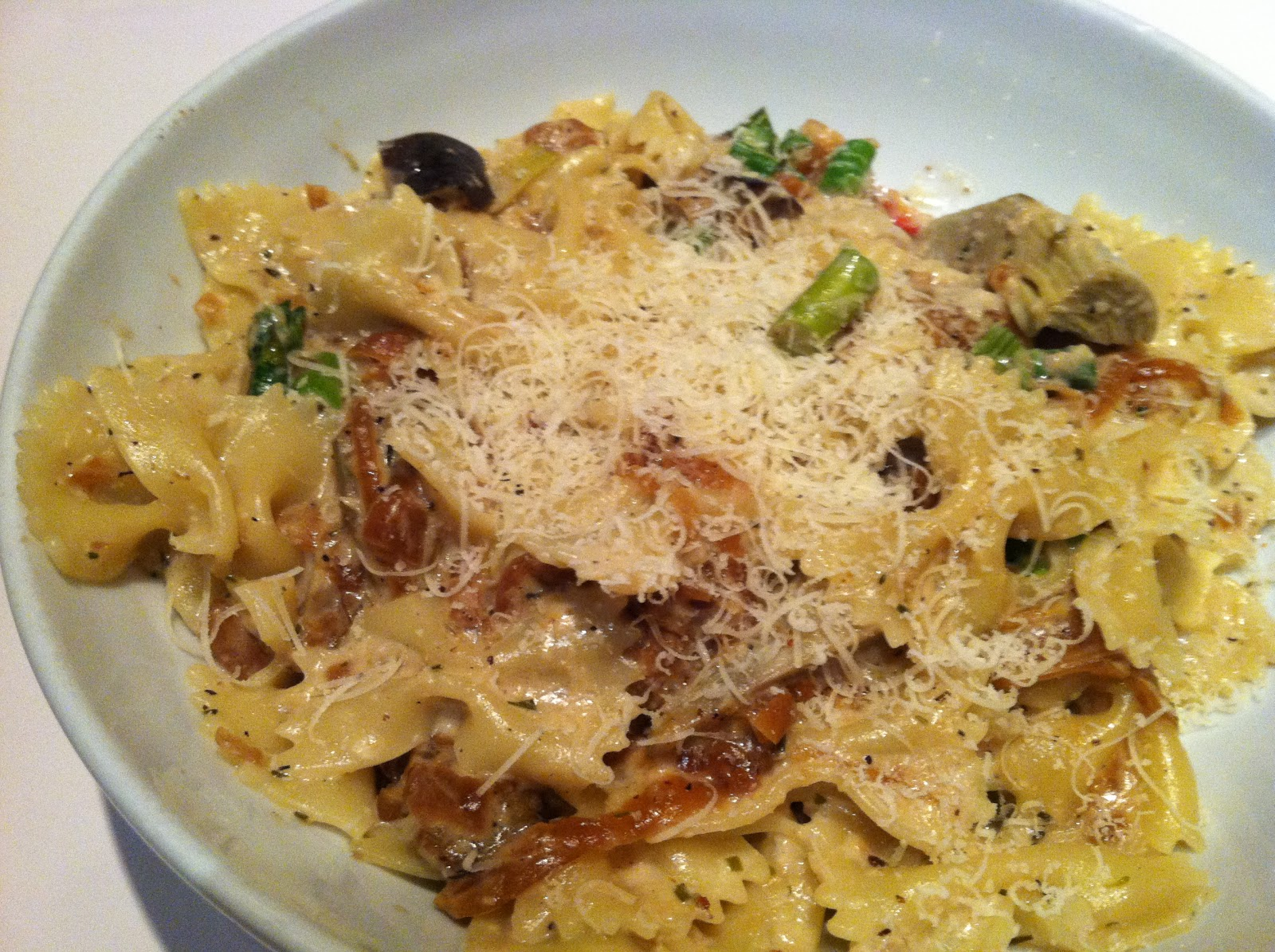 ... in the summer bow tie pasta with roasted bow tie pasta with roasted
