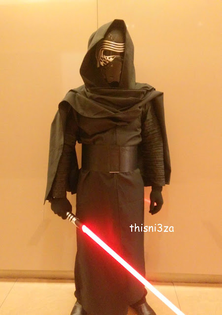 Star Wars : Kylo Ren Costume