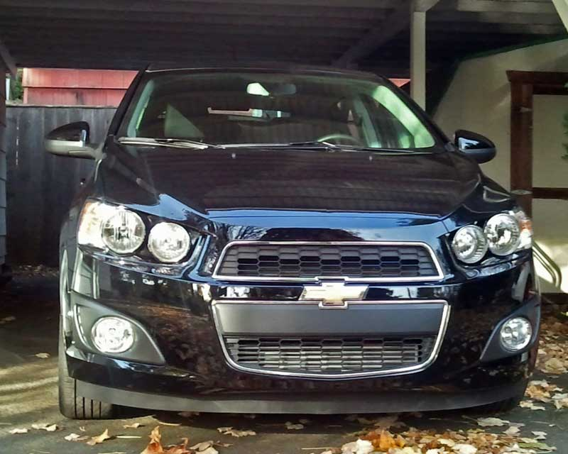 Chevrolet Sonic LTZ five door. And yes, this is the 1.4-liter turbo ...