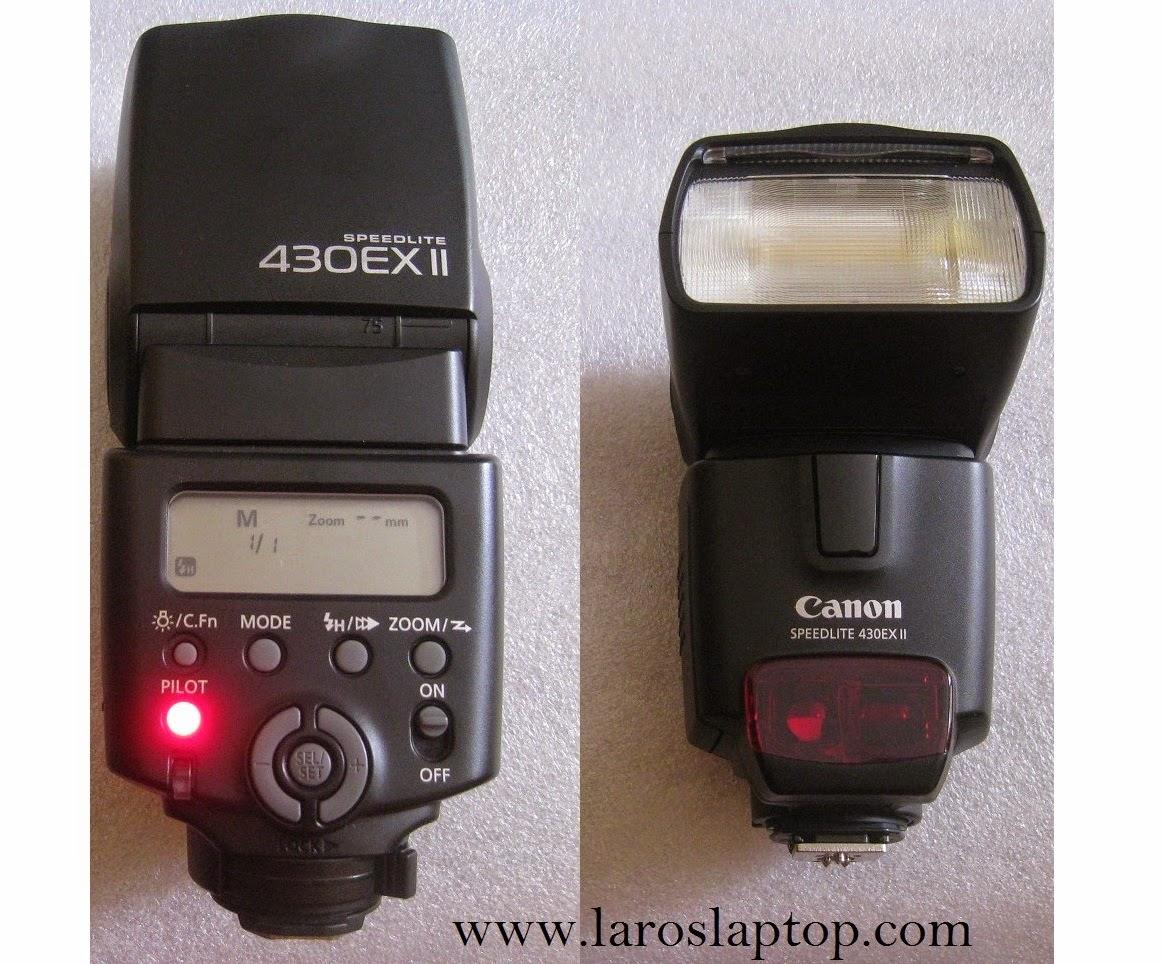 canon speedlite 430x II