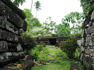 Ruins of Nan Madol, Pohnpei, Micronesia