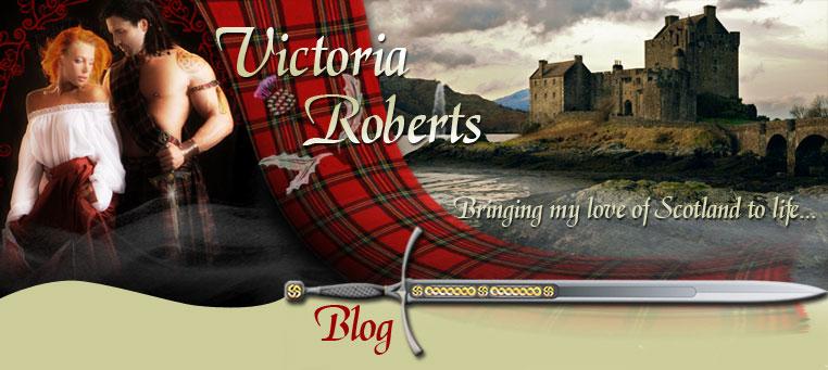 Historical Romance Author-Victoria Roberts