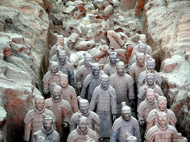 أكثر المناطق التي تجذب السياح في الصين