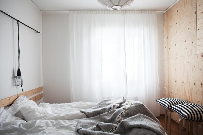 Ihastuttava makuuhuone