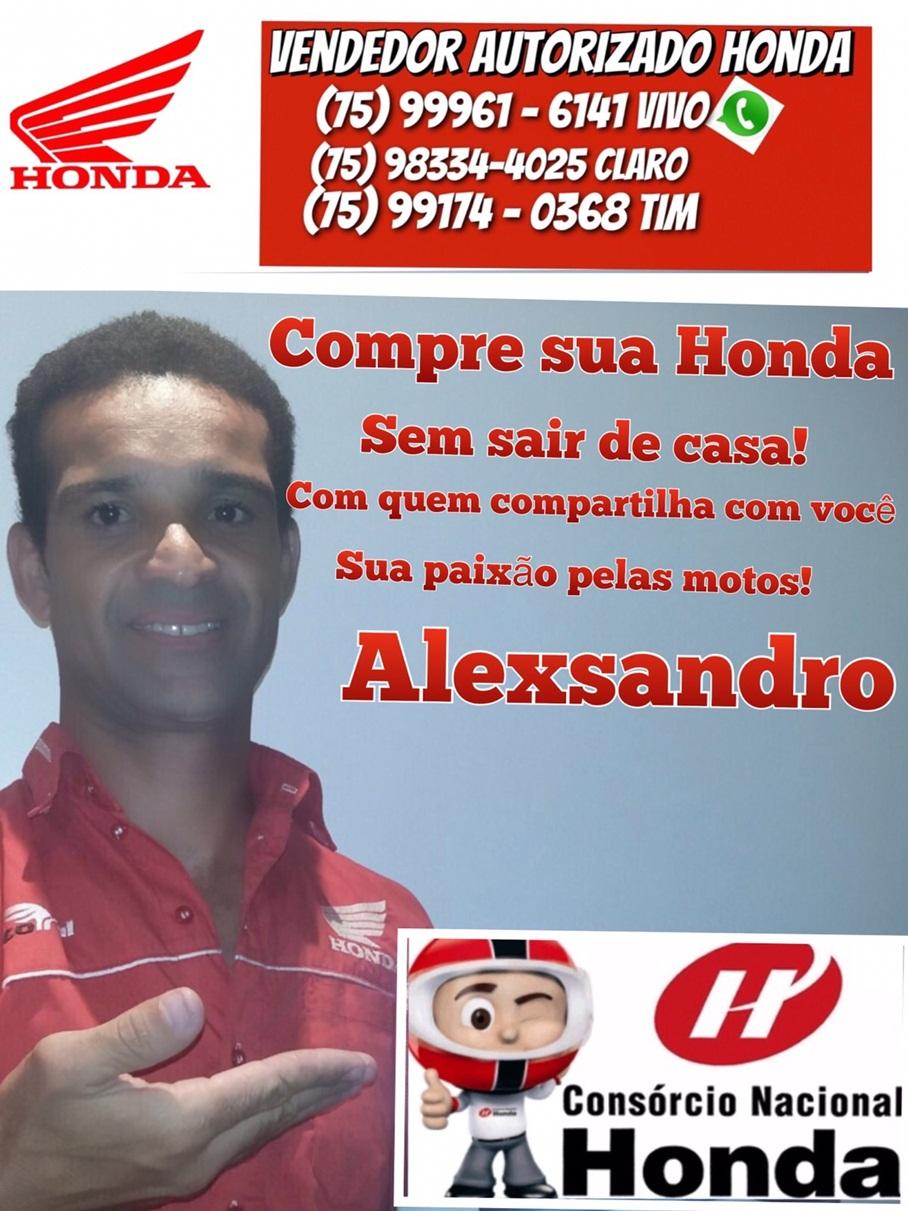 Alexsandro - Vendedor Autorizado Honda