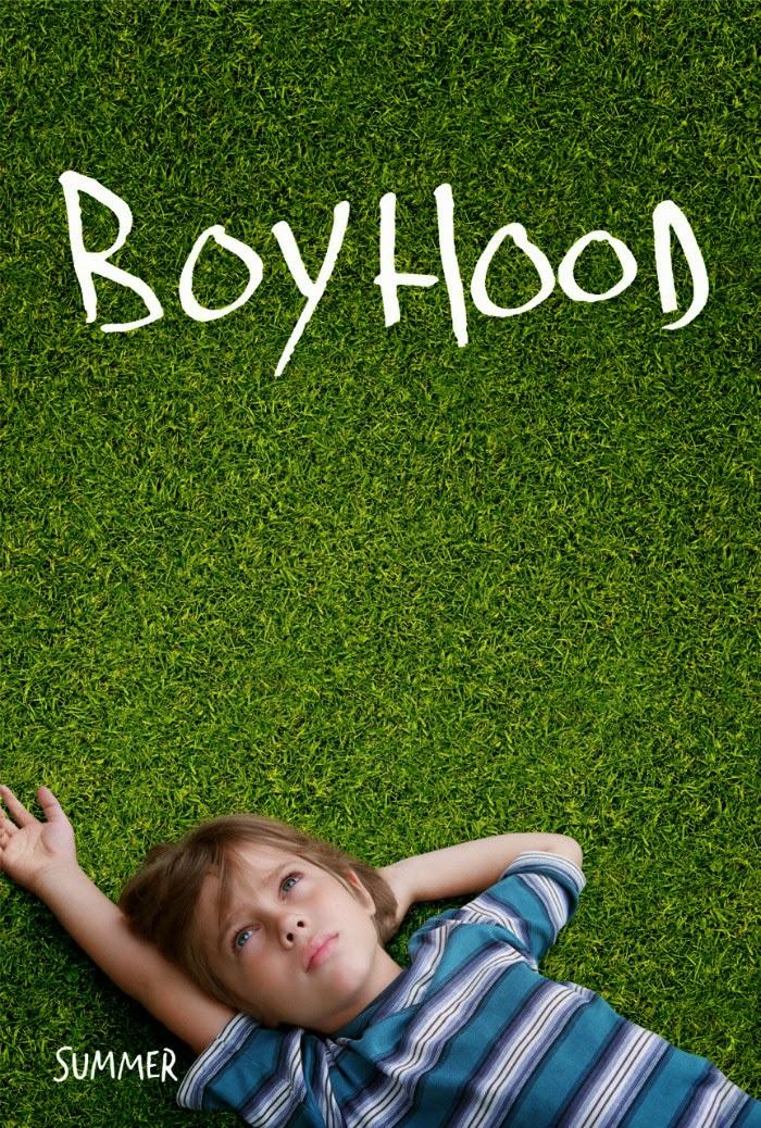 Comentario sobre la película Boyhood