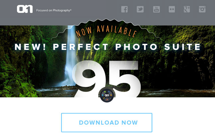New! Perfect Photo Suite Version 9.5 Upgrade Now Available for Download - Technical Details and New Features List
