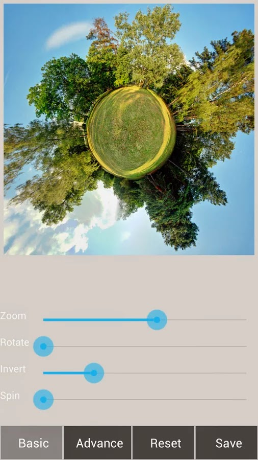 Tiny Planet FX Pro v2.1.7