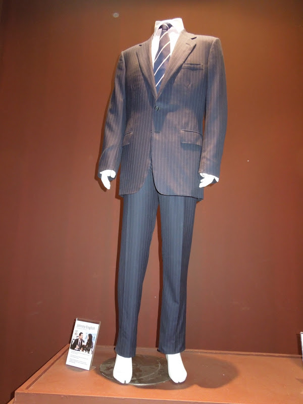 Johnny English movie costume