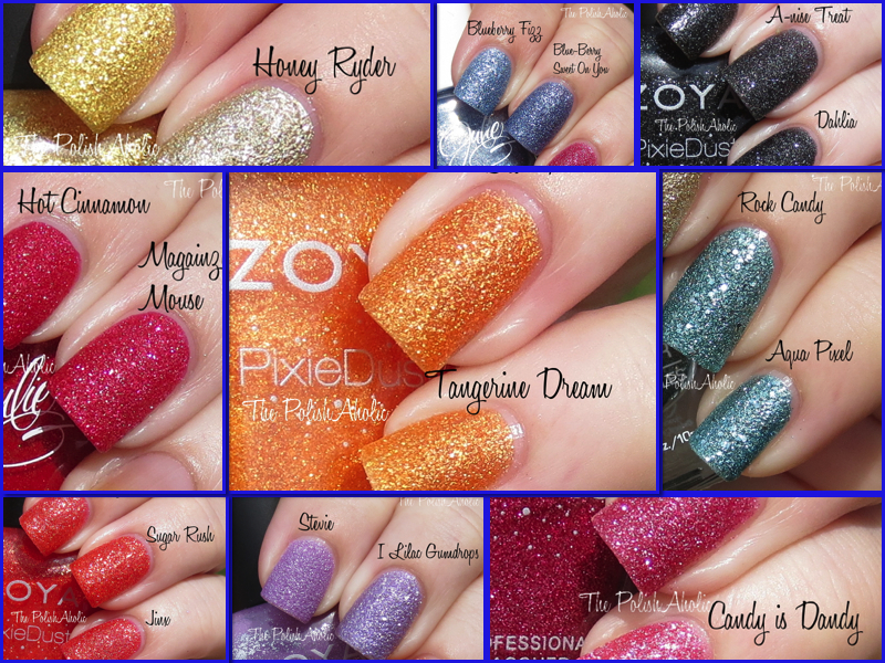 If There Are Any That I Missed You D Like To See Let Me Know In The Comments M Hy Do Them Own Polishes Want Side By